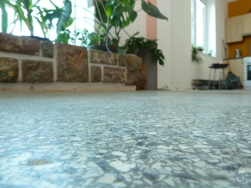 Čištění teraco podlahy: P1060656