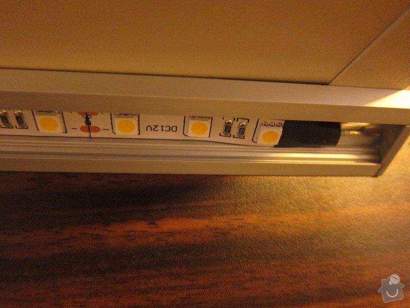 Výměna trafa u LED pásků: LED-pasek