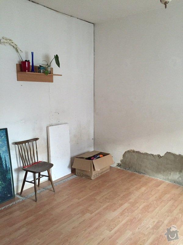 Rekonstrukce RD - vnitřní prostory: image