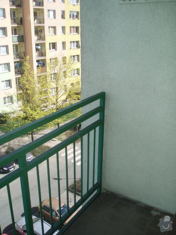 Zasklení balkonu: P4213570