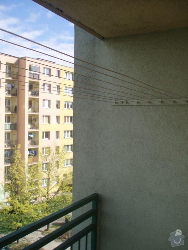 Zasklení balkonu: P4213571