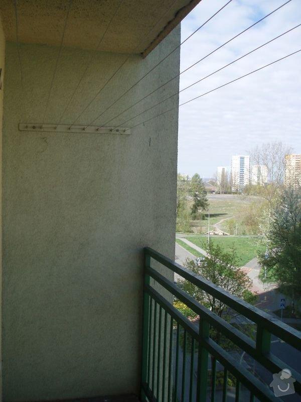 Zasklení balkonu: P4213572