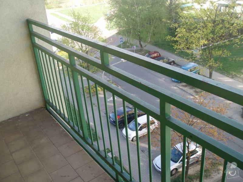 Zasklení balkonu: P4213574