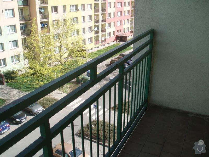 Zasklení balkonu: P4213575