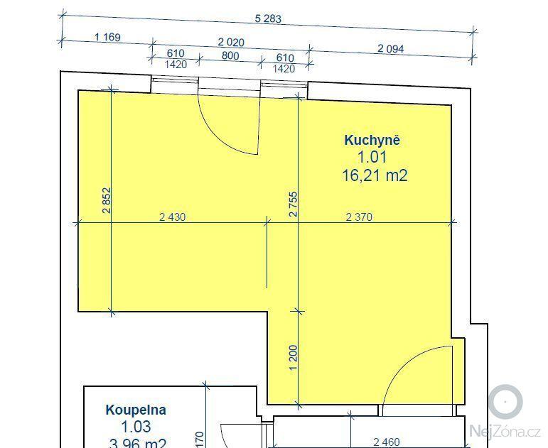 Renovace parket (16 m2) + lišty: kuchyne_-_podlaha