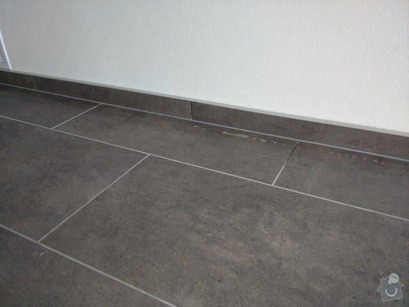 Pokládka dlažby v garaží a technické místnosti: IMG_20150420_135746