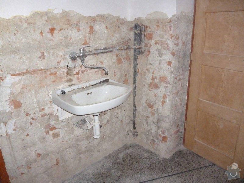 Obložení koupelny a wc: P1010459
