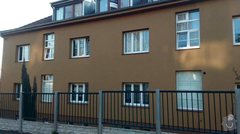 Zateplení fasády bytového domu: IMAG0306_1