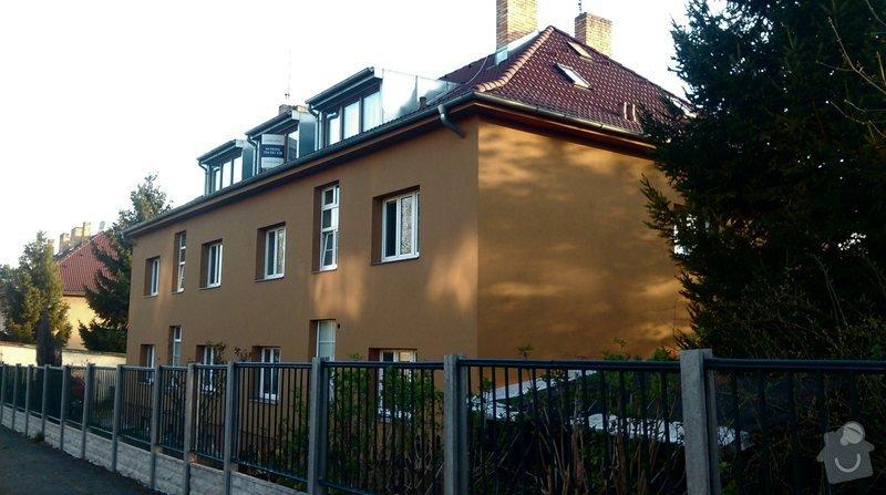 Zateplení fasády bytového domu: IMAG0307_1