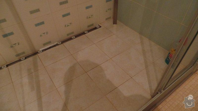 Částečná rekonstrukce koupelny: SAM_0436