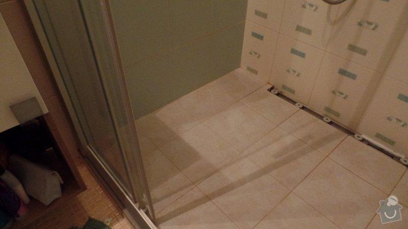 Částečná rekonstrukce koupelny: SAM_0437