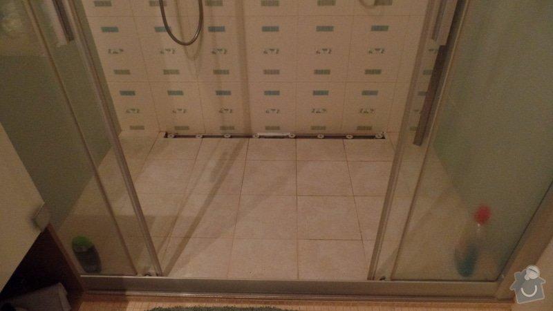 Částečná rekonstrukce koupelny: SAM_0435