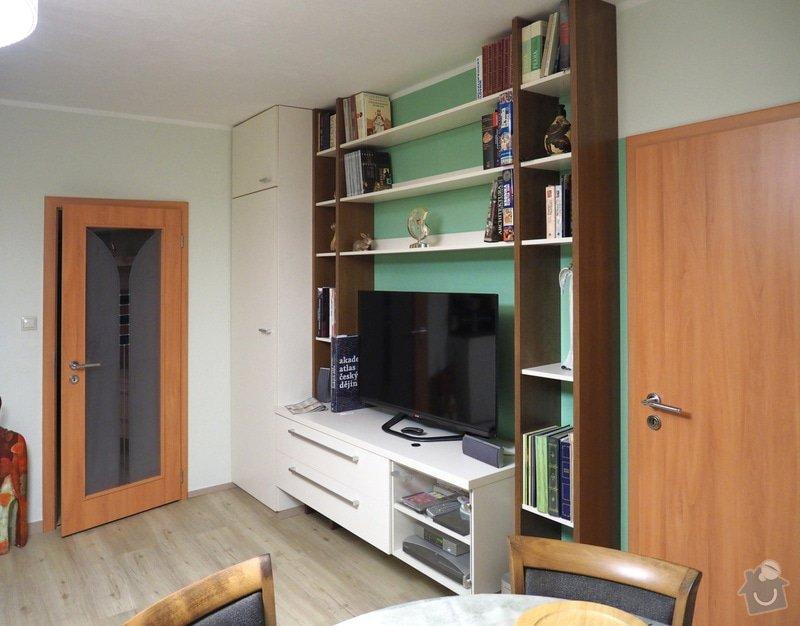 Návrh a rekonstrukce obývacího pokoje: 3