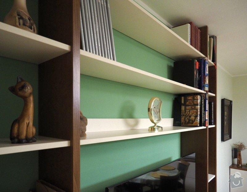 Návrh a rekonstrukce obývacího pokoje: 1