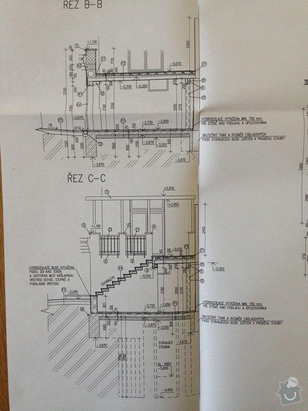 Pristavba garaze s terasou k RD, Poděbrady: Foto_2