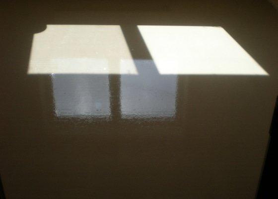 Lité anhydritové potěry