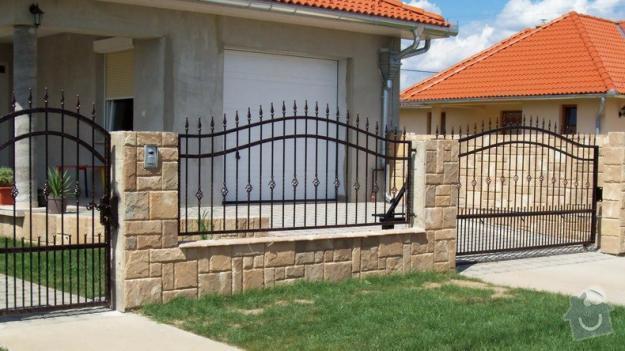 Plot, bránu, vrátka: ploty_brany