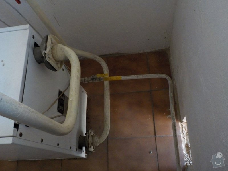 Výměna plynového kotle: DSCN0185