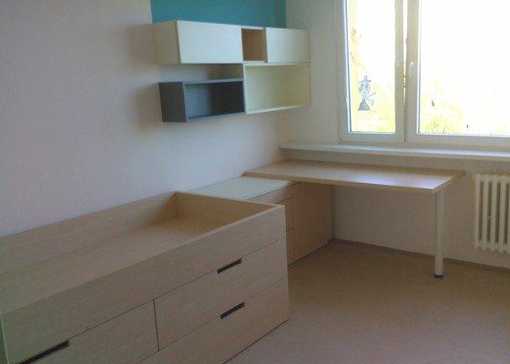 Výroba a montáž nábytku na míru