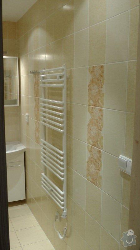 Kompletní rekonstrukce bytové jednotky 3+1: 215-02