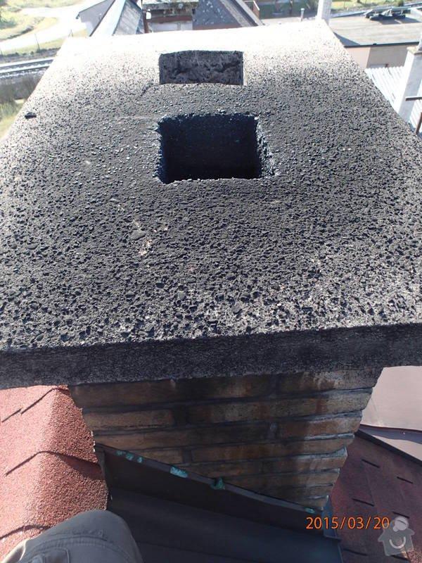 Frézování komínu: P3200118