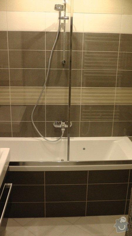 Kompletní rekonstrukce koupelny a toalety: 216-02
