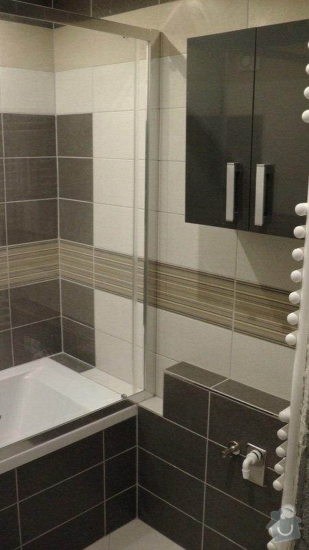 Kompletní rekonstrukce koupelny a toalety: 216-03