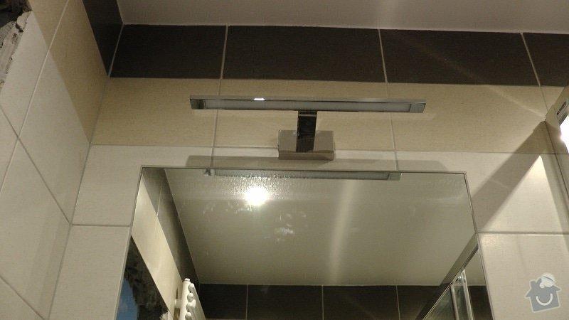 Kompletní rekonstrukce koupelny a toalety: 216-05