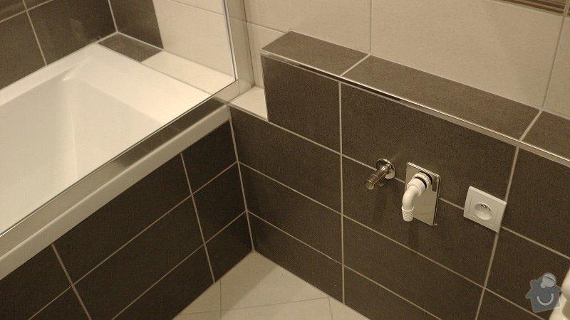 Kompletní rekonstrukce koupelny a toalety: 216-06