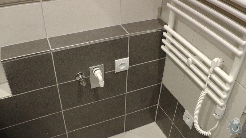 Kompletní rekonstrukce koupelny a toalety: 216-07