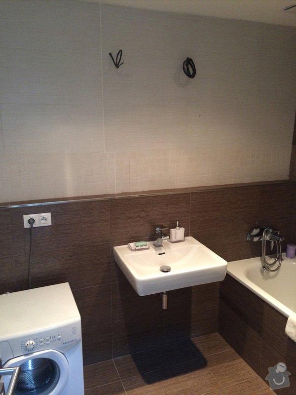 Koupelnova skrinka, zrcadlo, osvetleni: 1