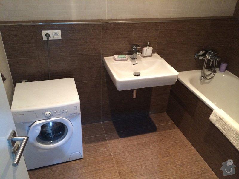 Koupelnova skrinka, zrcadlo, osvetleni: 3