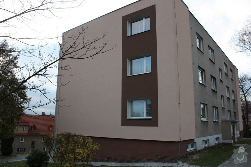 Renovace stávající fasády: IMG_2567