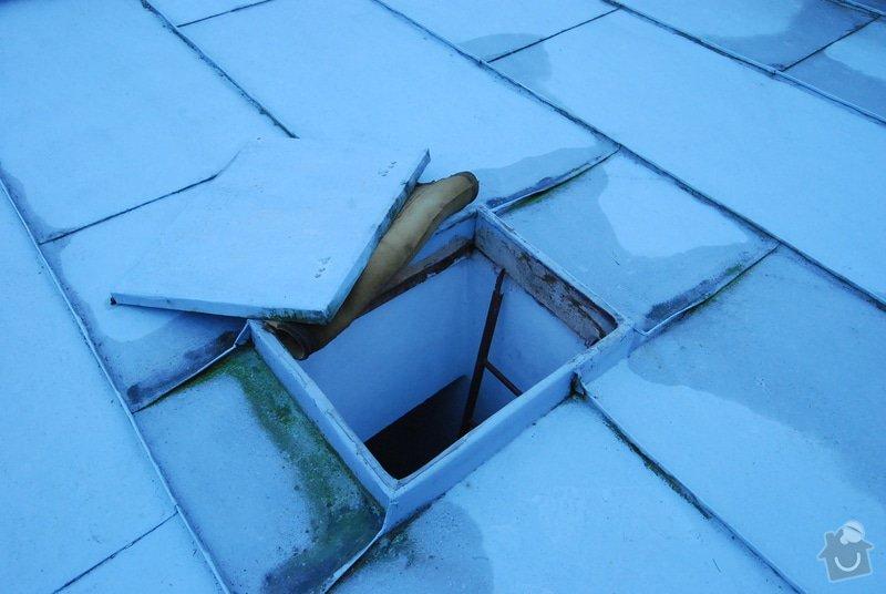 Rekonstrukci/výměnu pláště ploché střechy s obrácenou skladbou: DSC_4794
