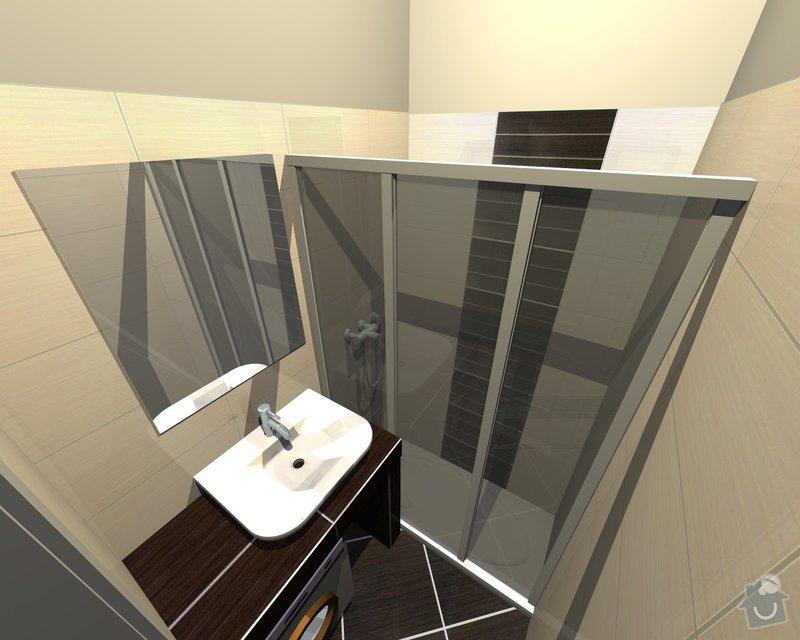 Rekonstrukce bytového jádra: Nemecek1