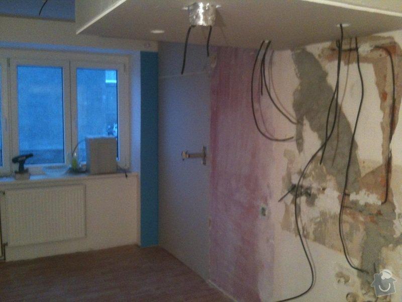 Rekonstrukce kuchyne: image