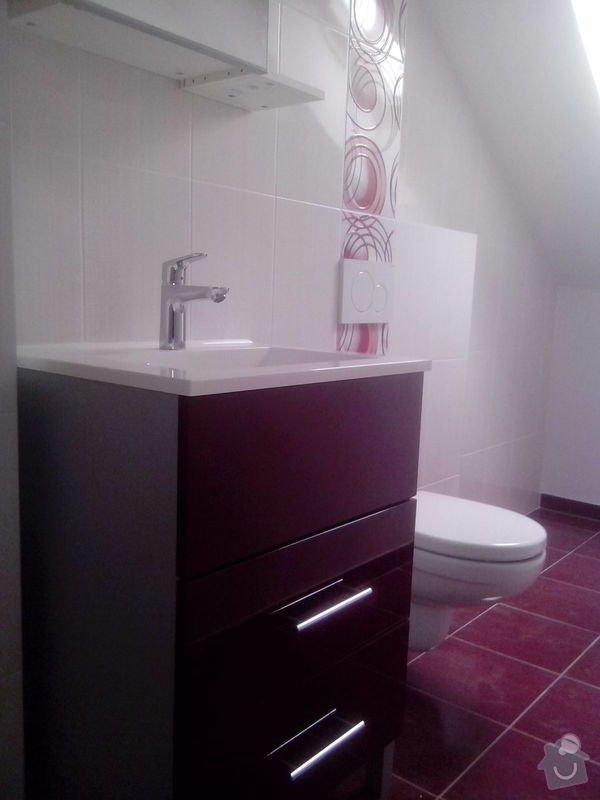 Koupelna v podkroví: IMG_20140409_145028