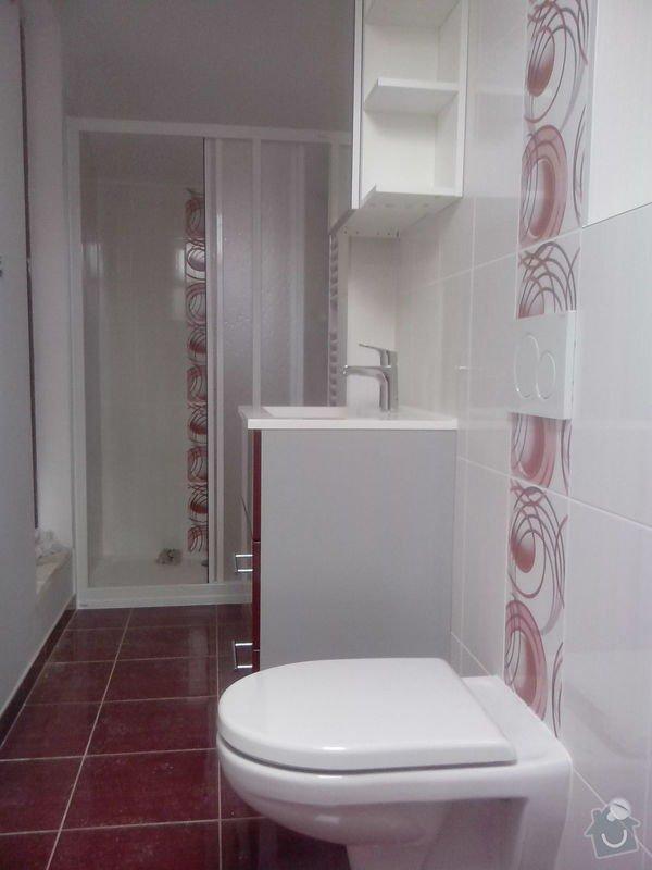 Koupelna v podkroví: IMG_20140409_145107