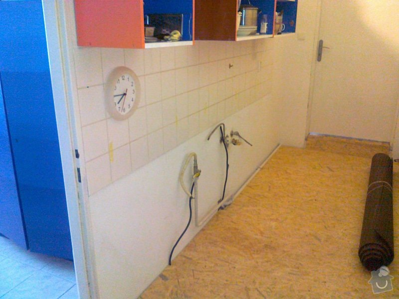 Elektroinstalační práce: 250320151432