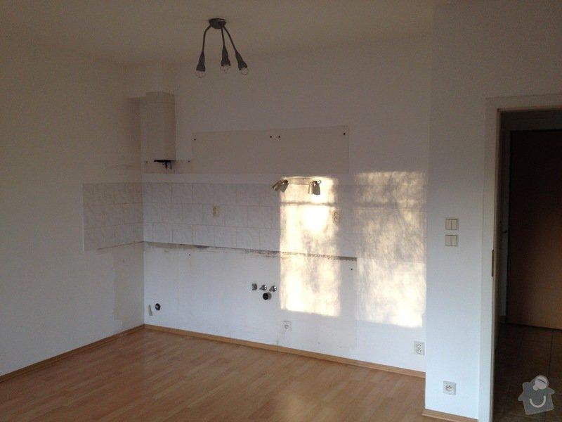 Štukování a malování pokoje 6 m2: IMG_1021