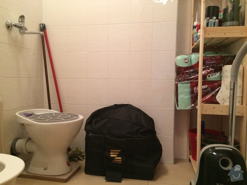 Montáž sprchového koutu: image1