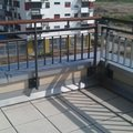 Uprava zabradli na terase proti vetru pohledum zabradli 2