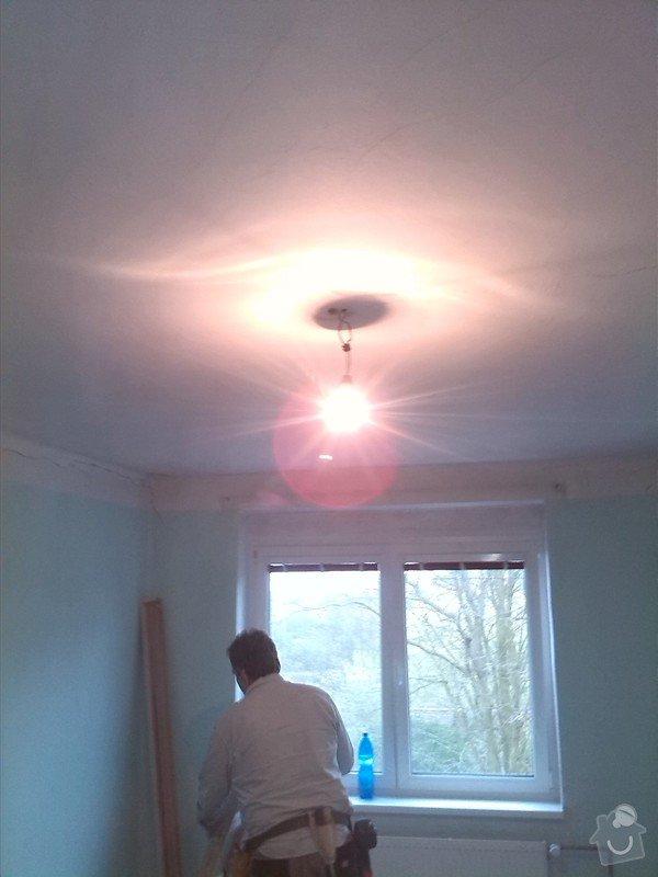 Snížení stropu sádrokartonem: 104