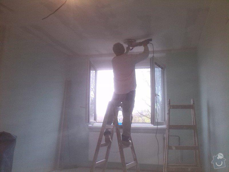 Snížení stropu sádrokartonem: 109