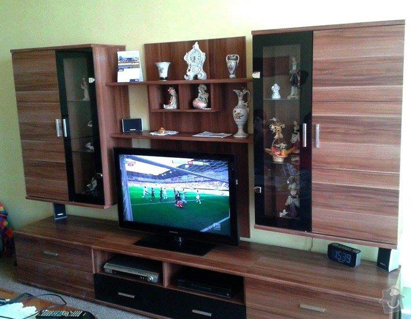 Sestavení a montáž obývací stěny: obyvaci_sestava