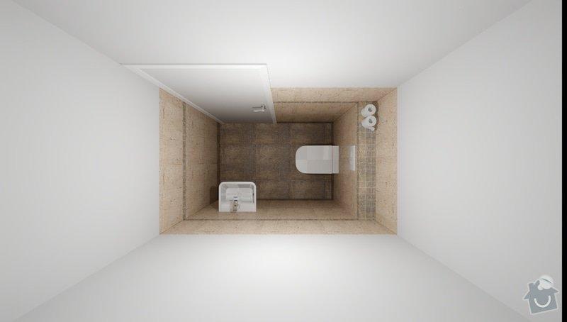Obkladačské práce koupelna + wc cca 10m2 podlahové plochy: Kuliskova_wc_Khadi_var1_1