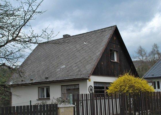 Pokrývačské práce-rekonstrukce střechy 60m2