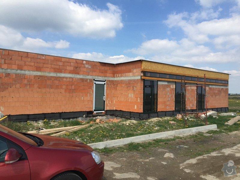 Zateplení fasády polystyrénem - 140m2: image1