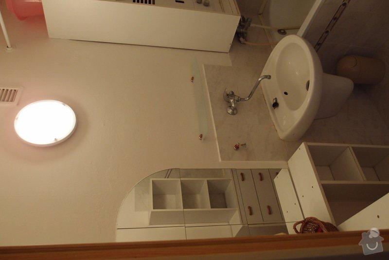 Rekonstrukce koupelny a WC: p4245272