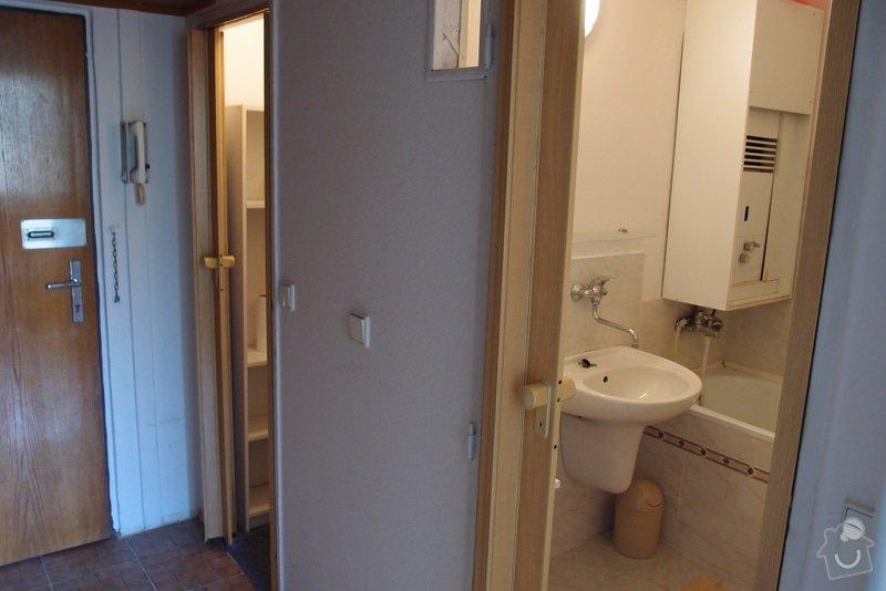 Rekonstrukce koupelny a WC: p4245275
